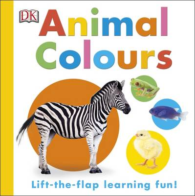 Animal Colours by DK