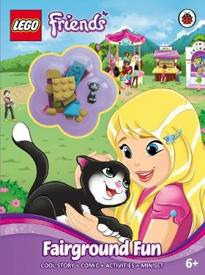 LEGO Friends: Fairground Fun Activity Book with Miniset by