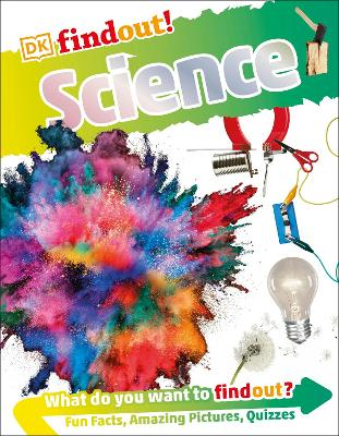 Science by DK, Dr. Emily Grossman