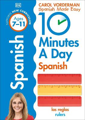 10 Minutes a Day Spanish by Carol Vorderman
