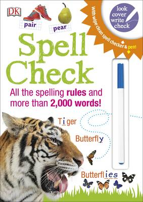 Spell Check by Jacqueline Harris