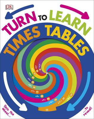 Turn to Learn Times Tables by DK