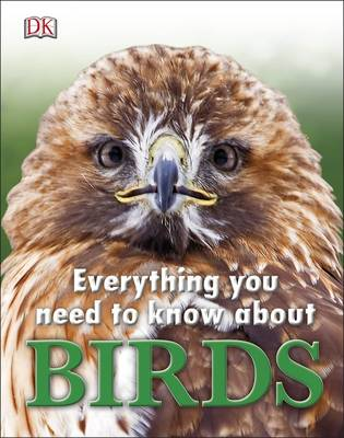 Everything You Need to Know About Birds by DK