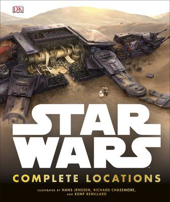 Star Wars Complete Locations Updated Edition by DK