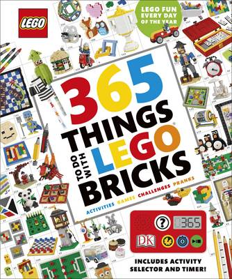 365 Things to Do with LEGO (R) Bricks by DK