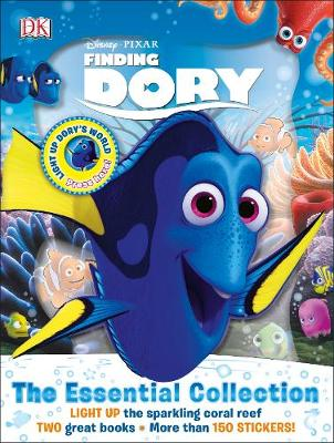 Disney Pixar Finding Dory Essential Collection by DK