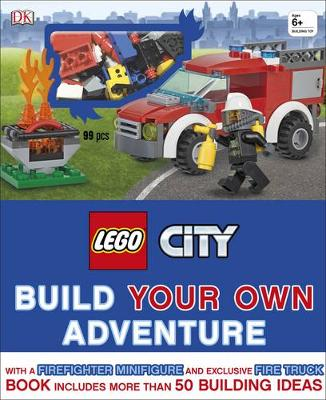 LEGO (R) City Build Your Own Adventure With Minifigure and exclusive model by DK, Simon Hugo