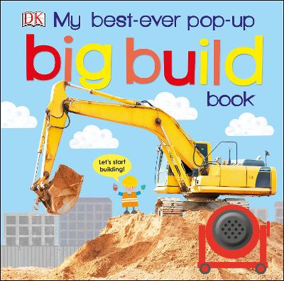 My Best-Ever Pop-Up Big Build Book by DK