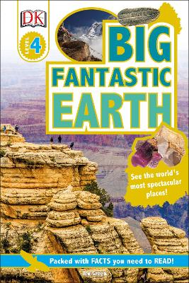 Big Fantastic Earth by Dr Jen Green