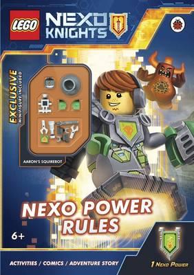 LEGO NEXO KNIGHTS: Nexo Power Rules by