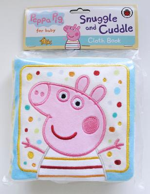Peppa Pig: Snuggle and Cuddle by