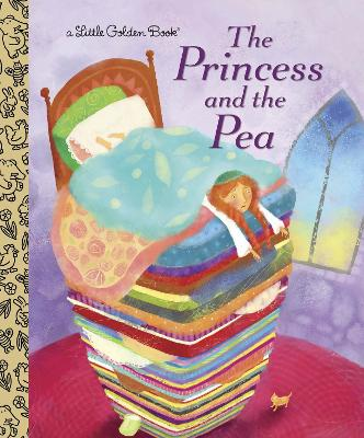 The Princess and the Pea by Jana Christy