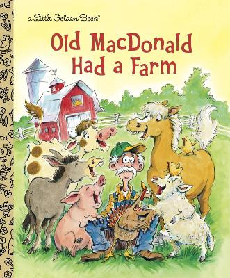 Old MacDonald Had a Farm by Anne Kennedy