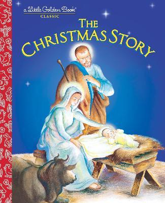 Christmas Story by Jane Werner Watson, Eloise Wilkin