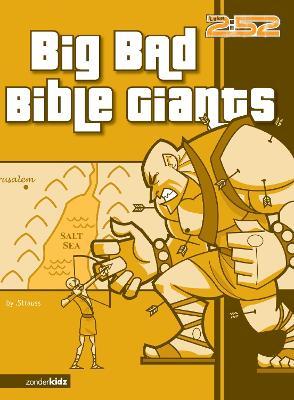 Big Bad Bible Giants by Ed Strauss