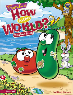 How in the World? Sticker Book by Cindy Kenney