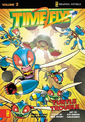 Turtle Trouble by Ben Avery