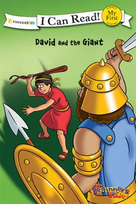 The Beginner's Bible David and the Giant by Kelly Pulley