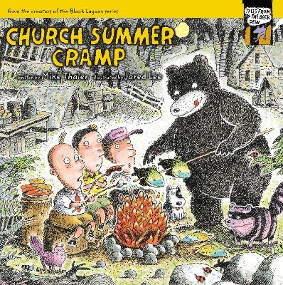 Church Summer Cramp by Mike Thaler