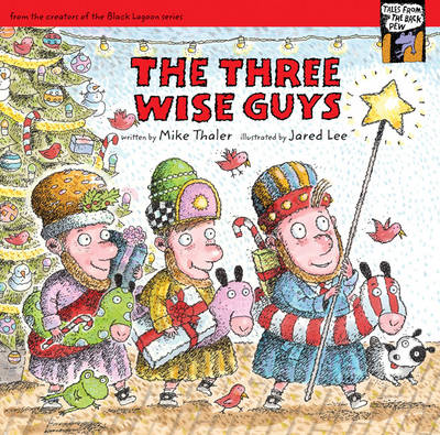 The Three Wise Guys by Mike Thaler