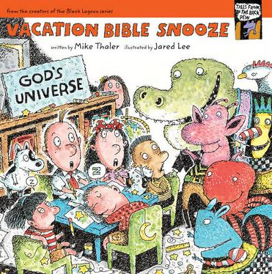 Vacation Bible Snooze by Mike Thaler