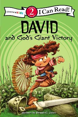 David and God's Giant Victory Biblical Values by Dennis Jones