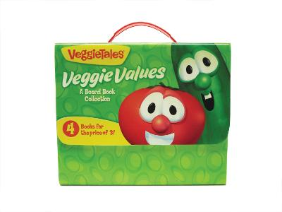 VeggieTales Veggie Values: A Board Book Collection by Zondervan Publishing