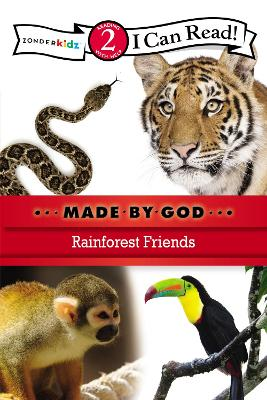 Rainforest Friends by Zondervan Publishing