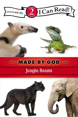 Jungle Beasts by Zondervan Publishing