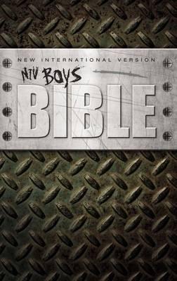 NIV, Boys Bible, Hardcover by Zonderkidz