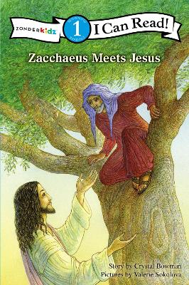 Zacchaeus Meets Jesus by Crystal Bowman