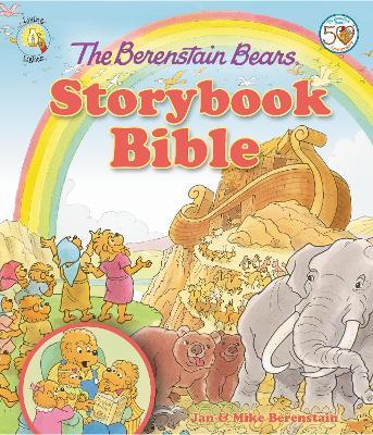 The Berenstain Bears Storybook Bible by Jan Berenstain, Mike Berenstain