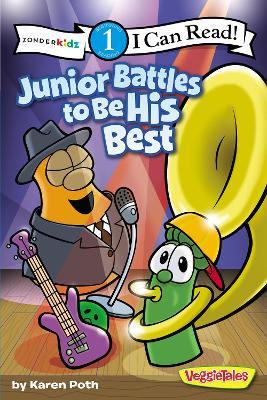 Junior Battles to Be His Best by Karen Poth