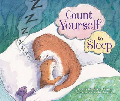 Count Yourself to Sleep by Lynn Hodges, Sue Buchanan
