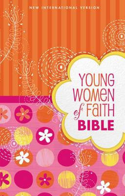 NIV, Young Women of Faith Bible, Hardcover by Susie Shellenberger