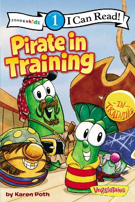 Pirate in Training by Karen Poth
