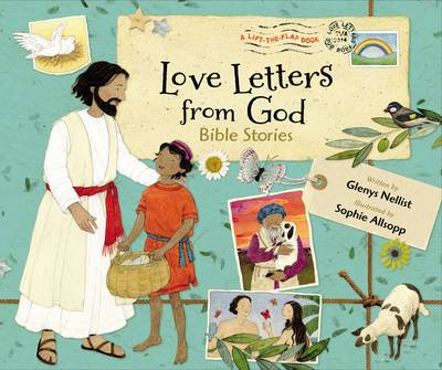 Love Letters from God Bible Stories by Glenys Nellist