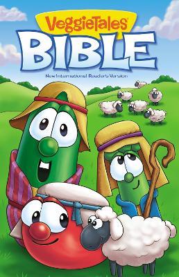 NIrV, VeggieTales Bible, Hardcover by Zondervan