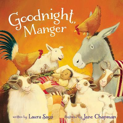 Goodnight, Manger by Laura Sassi