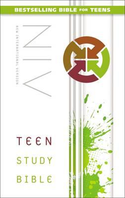 NIV, Teen Study Bible, Paperback by Dr. Lawrence O. Richards