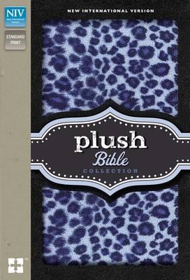 NIV, Plush Bible Collection, Hardcover, Purple/Black by Zondervan Publishing
