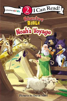 Noah's Voyage by David Miles