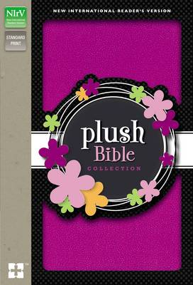 NIrV, Plush Bible Collection, Hardcover, Pink by Zondervan Publishing
