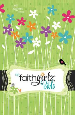 NKJV, Faithgirlz Bible, Hardcover by Nancy N. Rue
