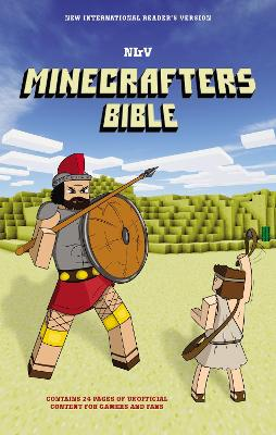 NIrV Minecrafters Bible, Hardcover by Zondervan