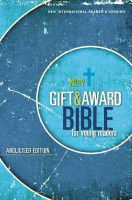 Gift and Award Bible for Young Readers: NIrV, Anglicised Edition [Blue] by