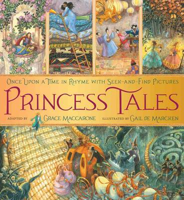 Princess Tales by Grace Maccarone