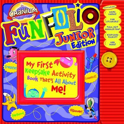 Cranium Funfolio: Junior Edition Volume 1 by Cranium