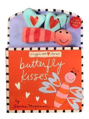 Butterfly Kisses by Sandra Magsamen