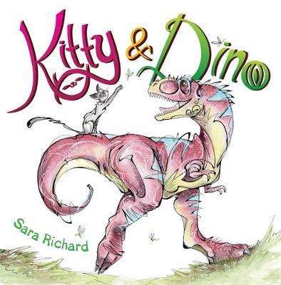 Kitty & Dino by Sara Richard, Sara Richard